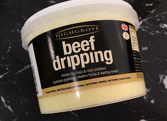 Traditional Beef dripping 500g