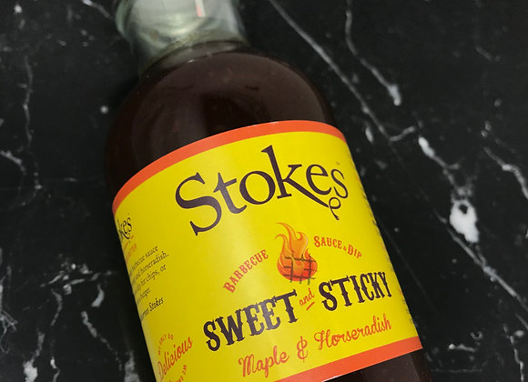 Sweet and Sticky BBQ Sauce 325g
