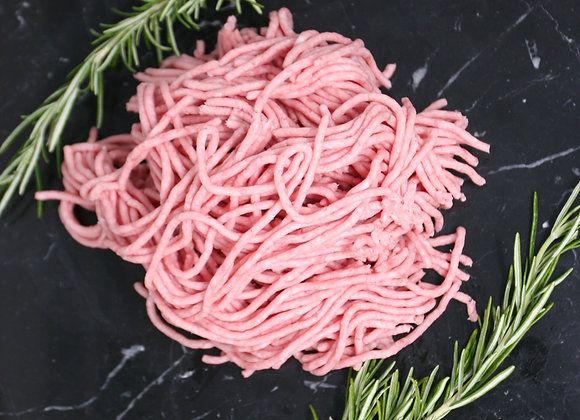 Turkey breast mince 2kg we will add second pack for free