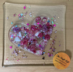Resin and glass kit
