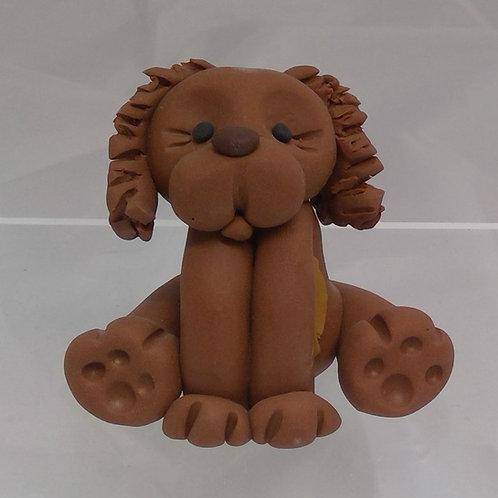 Light Brown Spaniel