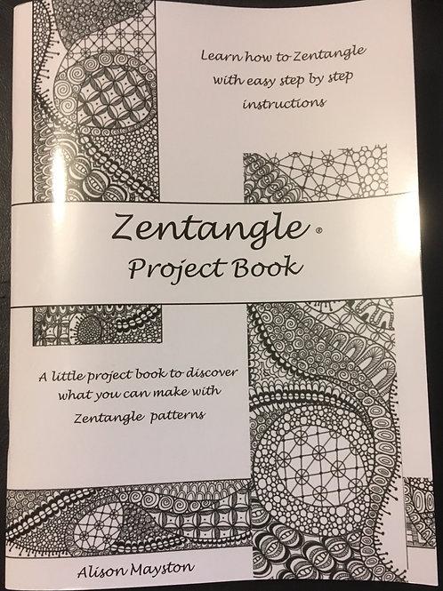 ZentangleProject Book
