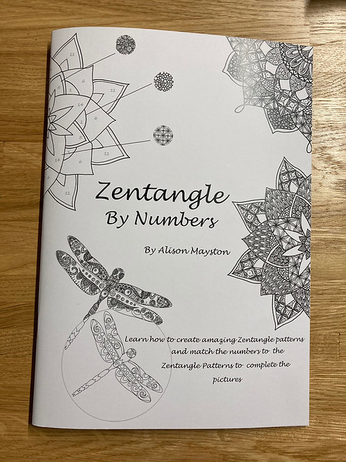 Zentangle By Number