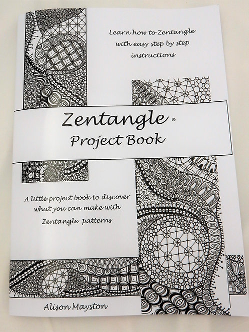 Zentangle Project Book