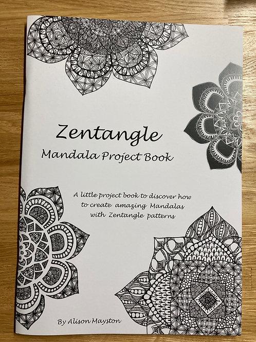 Zentangle Mandala Project Book