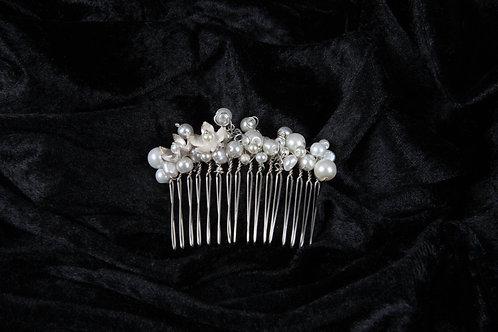Mother of Pearl Bridal Comb