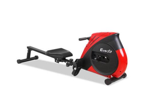 4 Level Rowing Exercise Machine