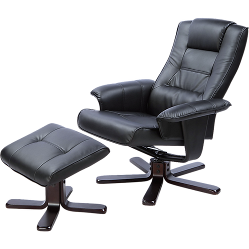 PU Leather Massage Chair