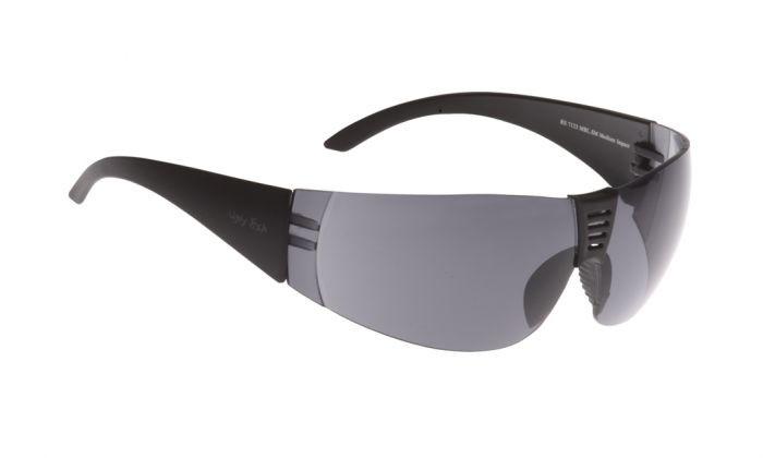 RADAR RS7123 MATT BLACK FRAME SMOKE LENS