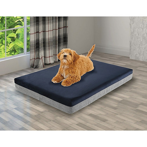 Memory Foam Dog Bed 12cm Thick Large