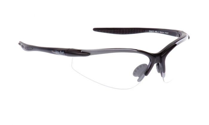 BLADE RS6675 MATT BLACK FRAME CLEAR LENS