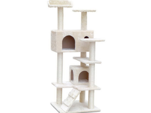 i.Pet Cat Tree 134cm Trees Scratching Post