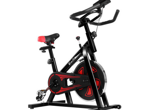 Everfit Spin Exercise Bike Cycling