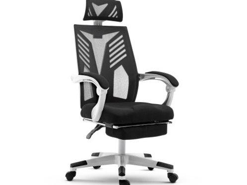 Desk Chair Home Work Recliner White