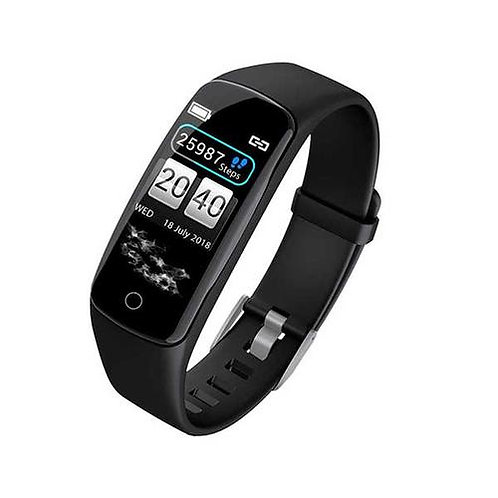 Soga Sport Monitor Wrist Touch Fitness