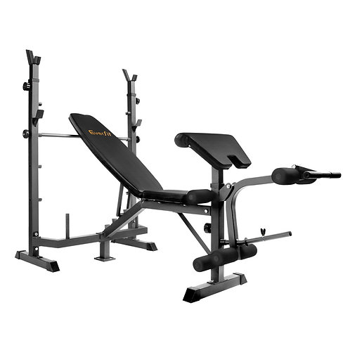 9-In-1 Weight Bench Multi-Function Power Station
