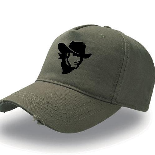 Cowboy Cap Olive