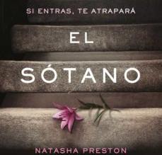 """El llibre de la setmana: """"EL SÓTANO"""" de NATASHA PRESTON"""