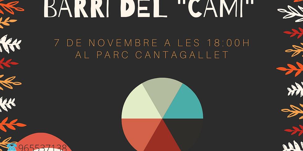 TRIVIAL JOVE AL BARRI DEL CAMI