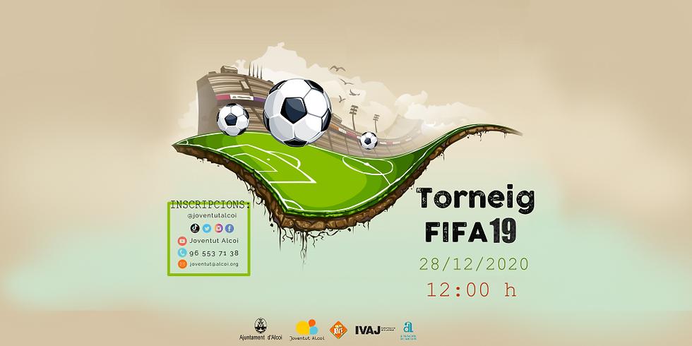 TORNEIG DE FIFA 19