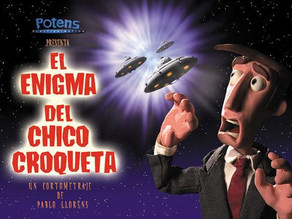 Els millors curts: «El enigma el Chico Croqueta» de Pablo Llorens