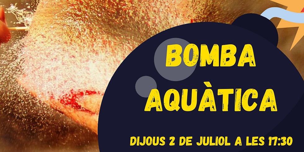 BOMBA D'AIGUA