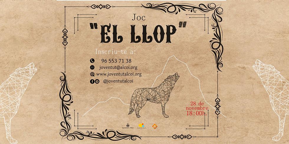 """JOC """"EL LLOP"""""""
