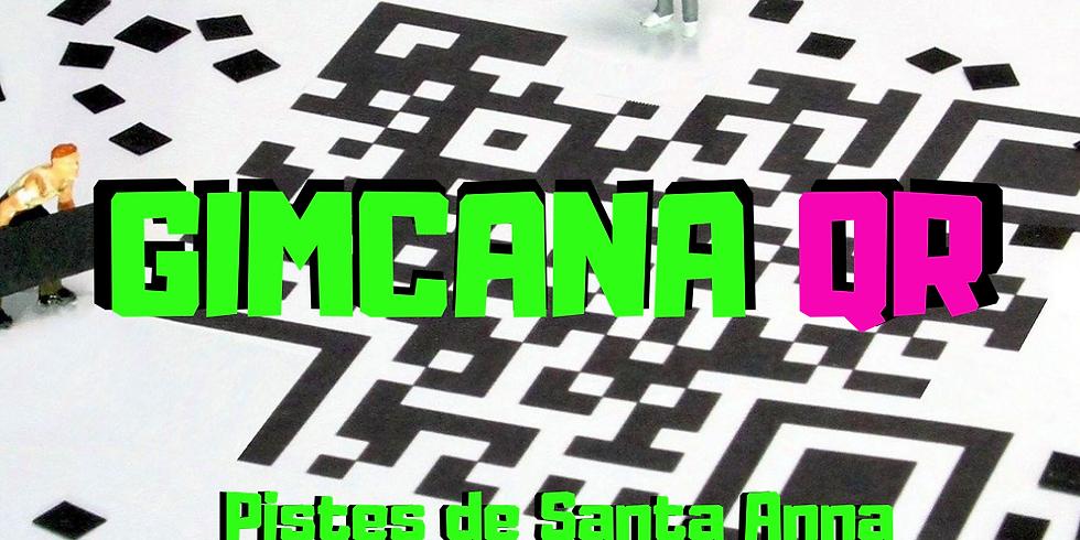 GIMCANA QR EN LES PISTES DE SANTA ANNA