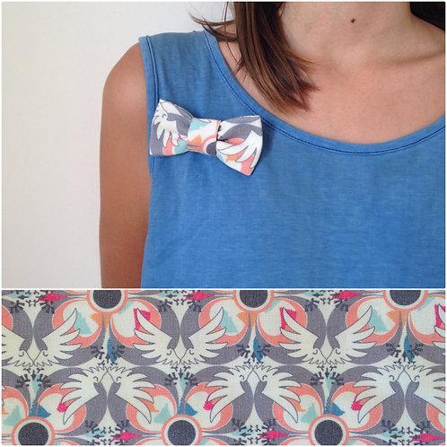 """Broche Noeud papillon """"Tribu"""""""