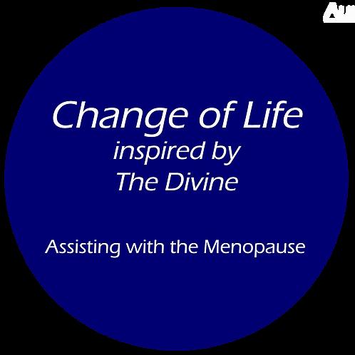 Change of Life Essential Oil AuraMist