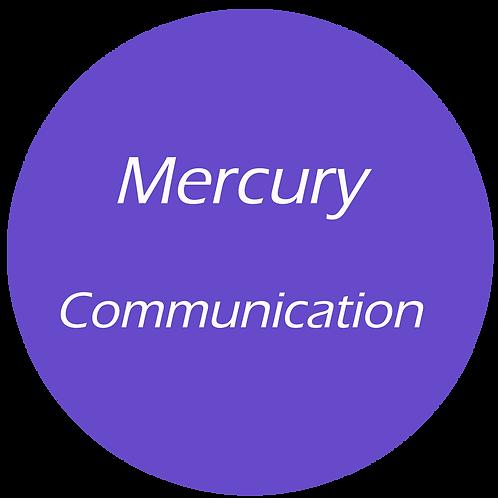 Mercury Essential Oil AuraMist