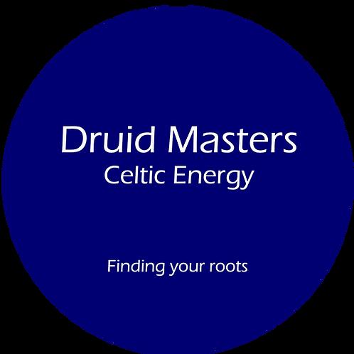 Druid Masters Energy Essential Oil AuraMist
