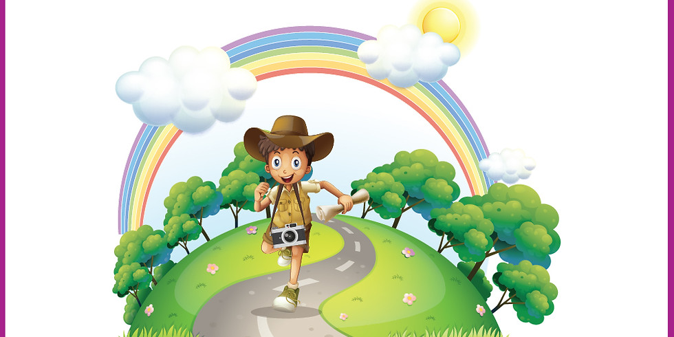 ورشة تصوير الطبيعة للاطفال