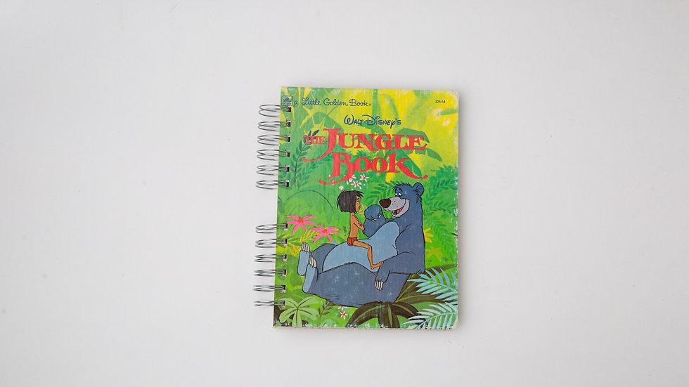 The Jungle Book - LGB Notebook Blank