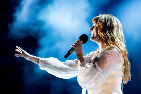 Florence And The Machine @ Sidney Myer