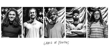 Gang Of Youths Portraits @ Northcote Soc