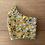 Thumbnail: Cotton Mask (mustard floral)
