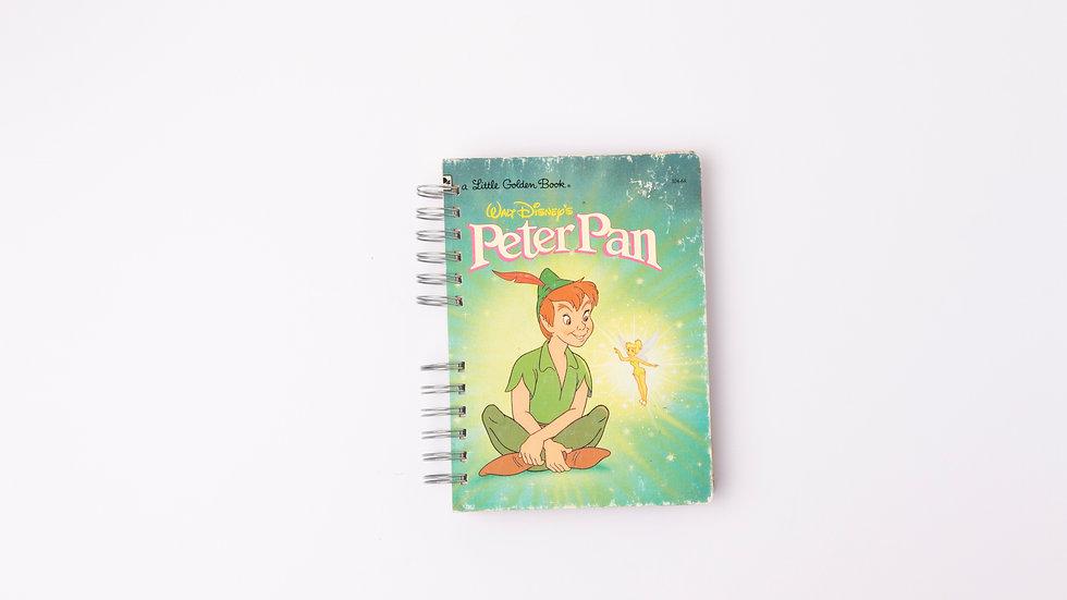 PETER PAN - LGB NOTEBOOK