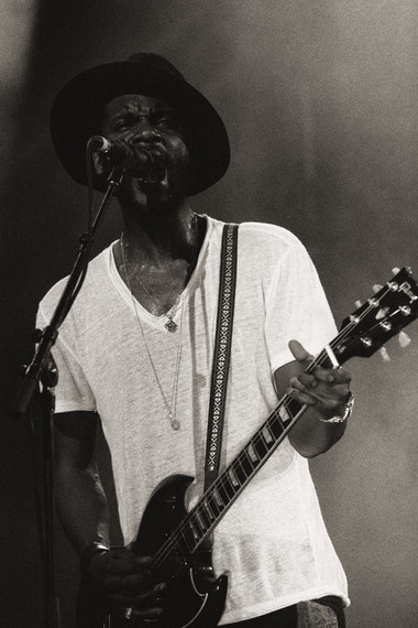 GARY CLARK JR // BLUEFEST 2015