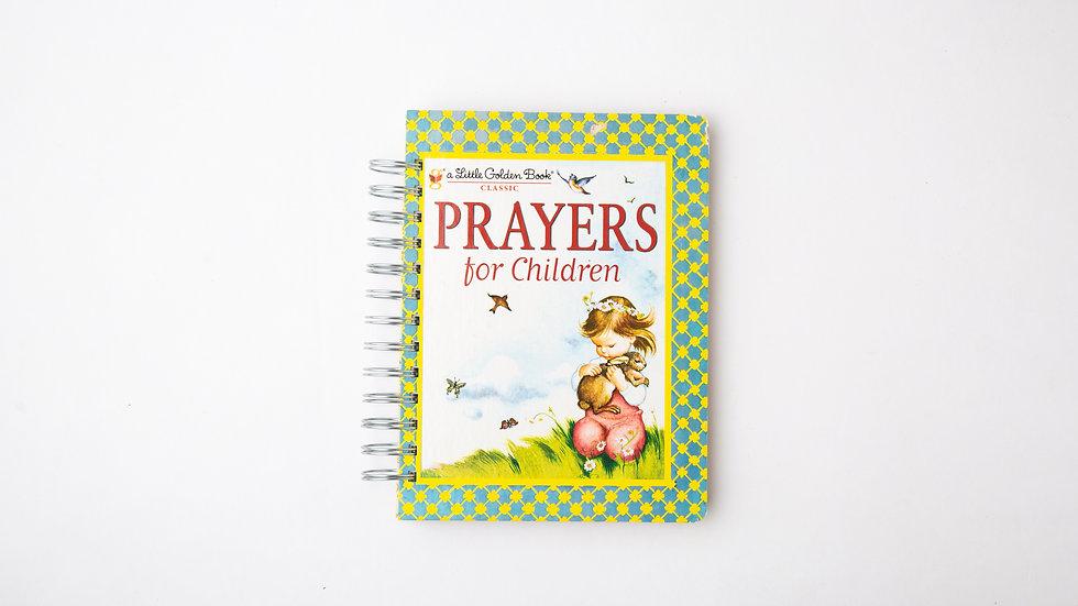 Prayers for Children - LGB Notebook Blank