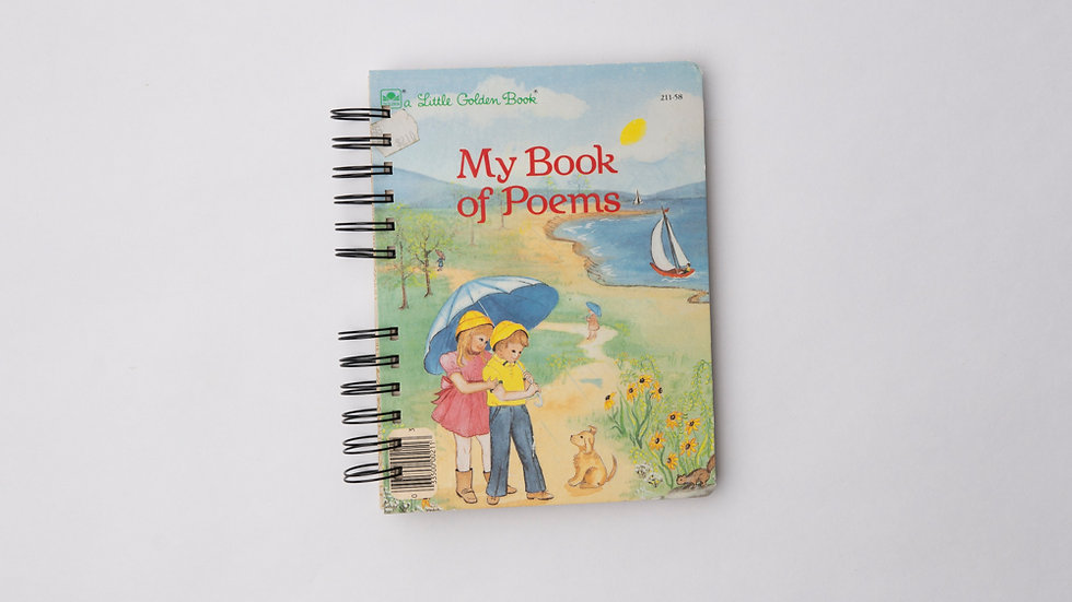 My Book of Poems - LGB NOTEBOOK (LINED)