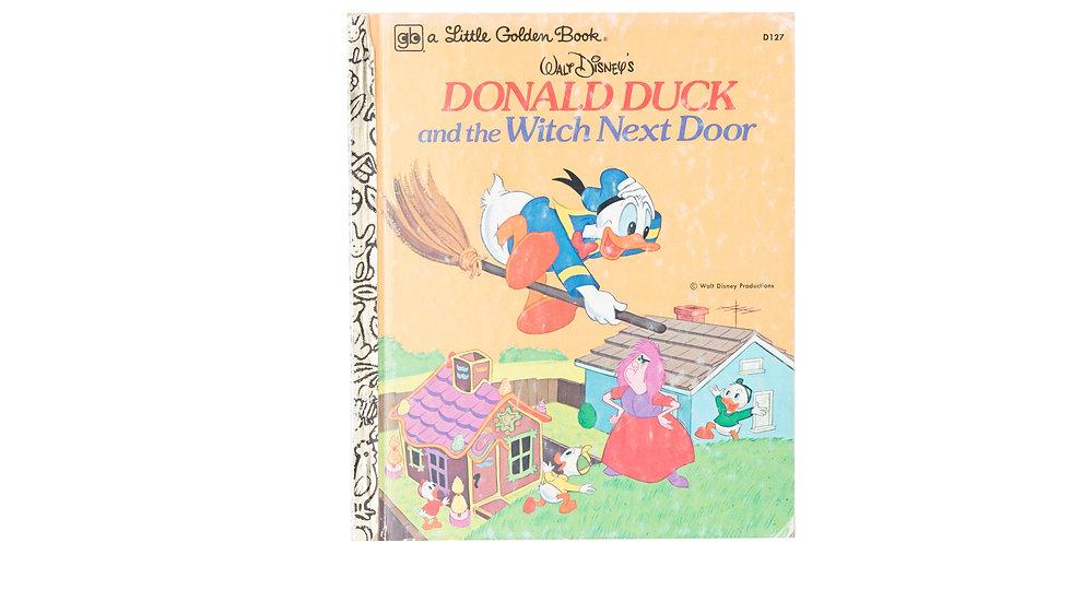 Donald Duck and the witch next door  {CUSTOM}