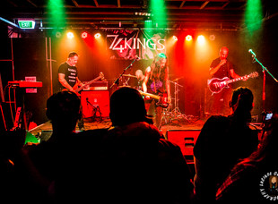74 KINGS EP LAUNCH @ WORKERS GEELONG