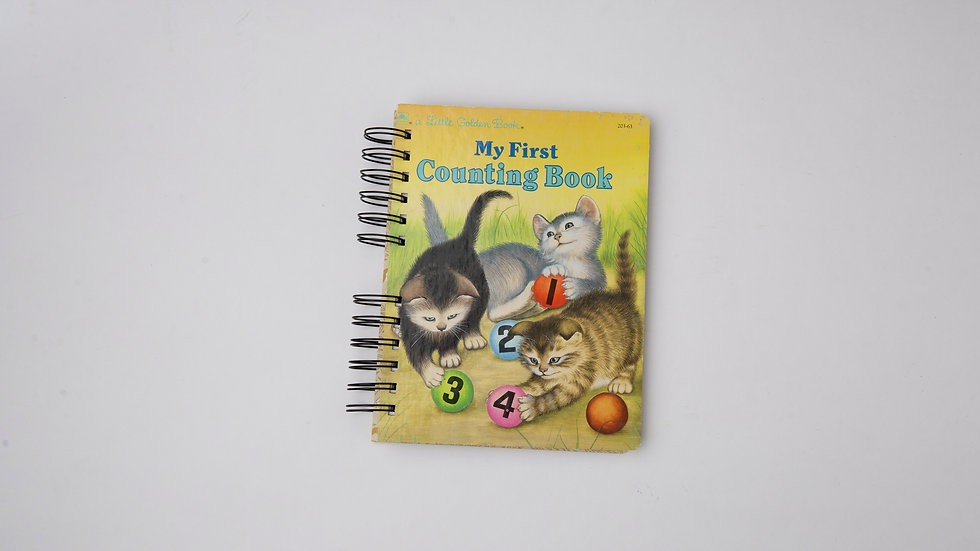 My First Counting Book - LGB NOTEBOOK (LINED)