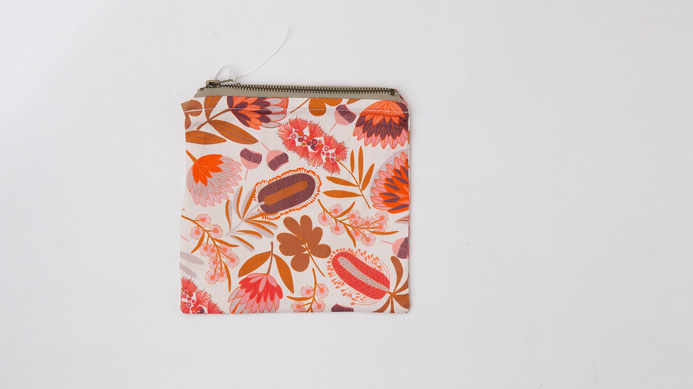 Fabric Pouch - Medium