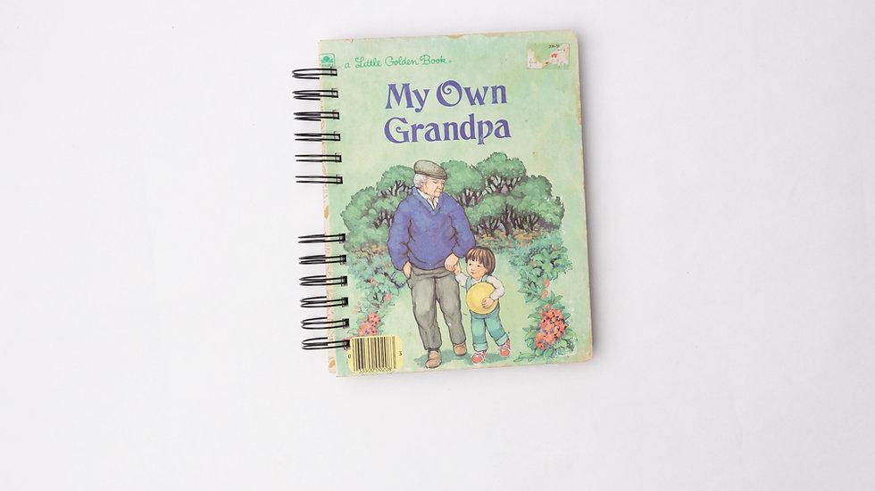 My Own Grandpa - LGB NOTEBOOK (LINED)