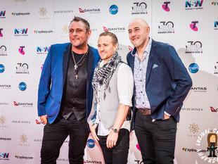 30TH ARIA AWARDS @ THE STAR, SYDNEY