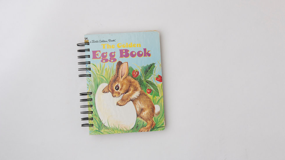 The Golden Egg Book - LGB NOTEBOOK (LINED)