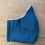 Thumbnail: Cotton Mask (linen teal)