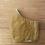 Thumbnail: Cotton Mask (mustard linen)